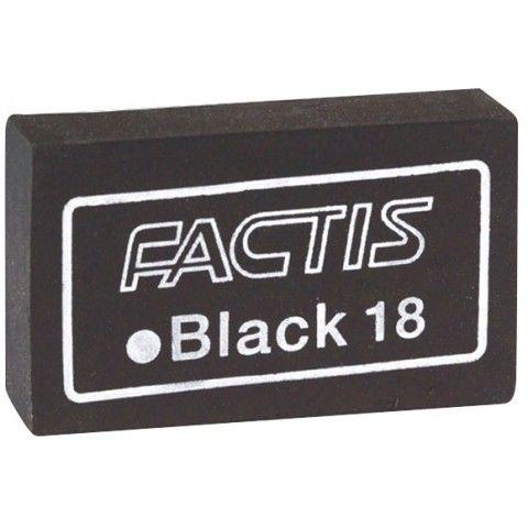 Generals Factis Black Soft Eraser