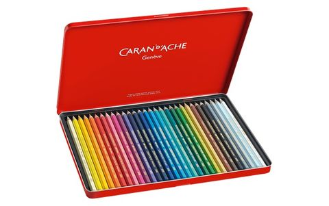 Caran D'Ache Supracolor Soft Watercolour Set 30