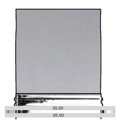 Tintoretto Series 1522 Grey Soft Silicone Mottler 35mm