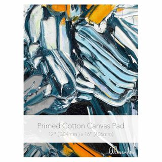 NEW Cotton Canvas Pads 12x16'' - 10 Sheets