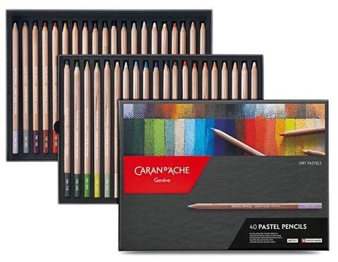 Caran D'Ache Pastel Pencil Set