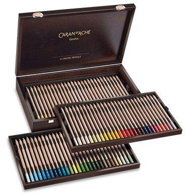 Caran D'Ache Pastel Pencil Set - Special Box
