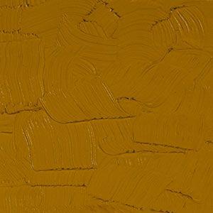Gamblin FastMatte (37ml) Yellow Ochre