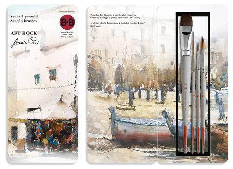 Borciani e Bonazzi ART BOOK Geremia Cerri