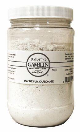 Gamblin Magnesium Carbonate 100gm