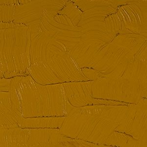 18 Yellow Ochre Gamblin FastMatte