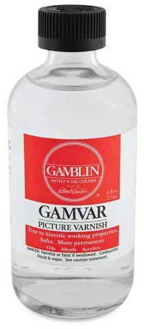 Gamblin Gamvar GLOSS Varnish