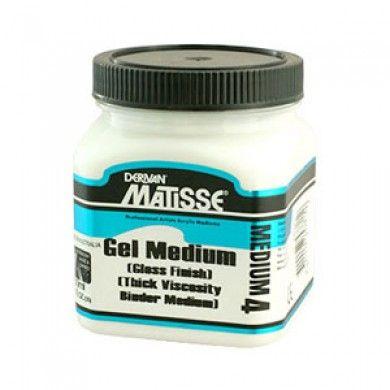 Matisse MM4 Gel Medium