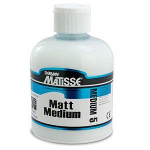 Matisse MM5 Matt Medium
