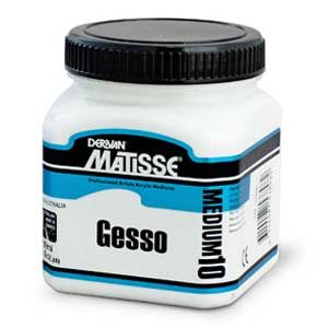 Matisse MM10 Gesso