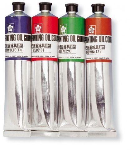 SAKURA BLOCK PRINTING INK - ORANGE