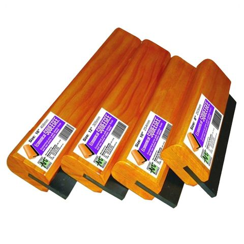 Economy Silk Screen Squeegees