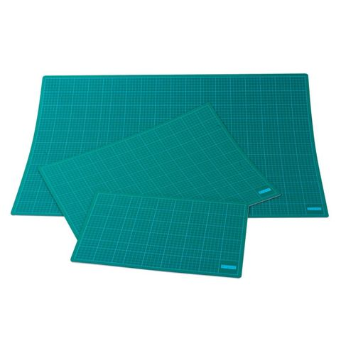Single Sided Green Cutting Mats
