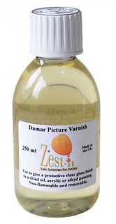 Zest-it Damar Gloss Picture Varnish