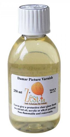 Zest-it Damar Gloss Picture Varnish