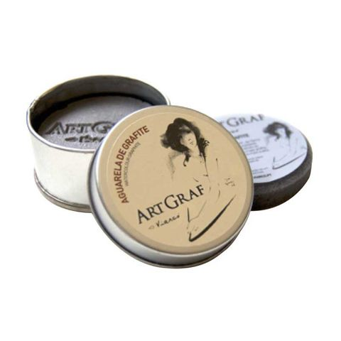 ArtGraf Watercolour Graphite Tinbox 60g