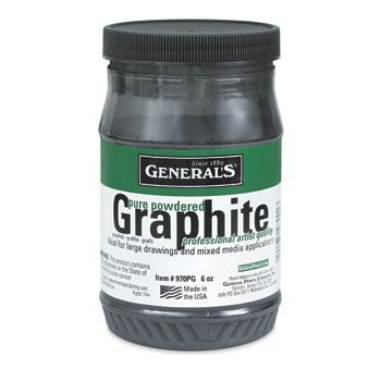 Pure Graphite Powder