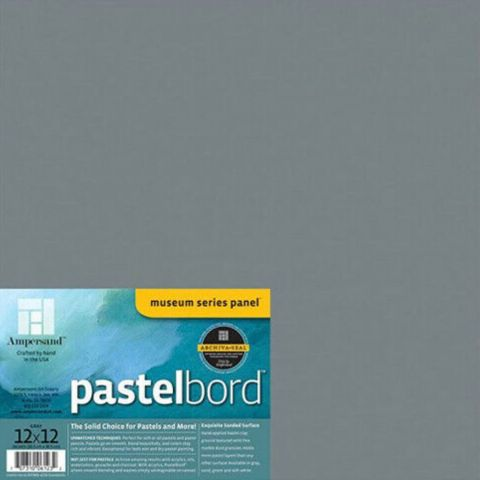 Ampersand Pastelbord GREY