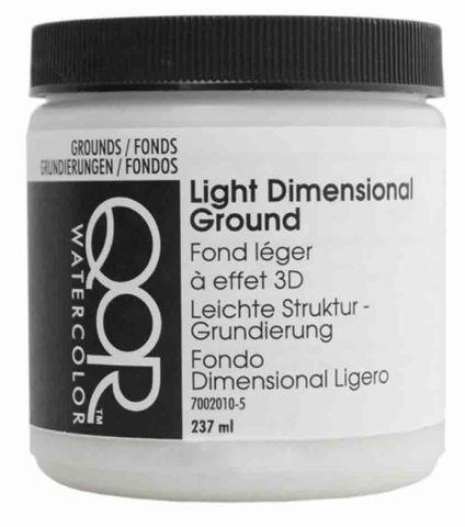 QoR Light Dimensional Ground