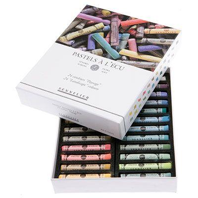 Sennelier Soft Pastel Set of 24 Landscape Colours