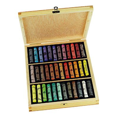 Sennelier Soft Pastels Boxed Set of 36