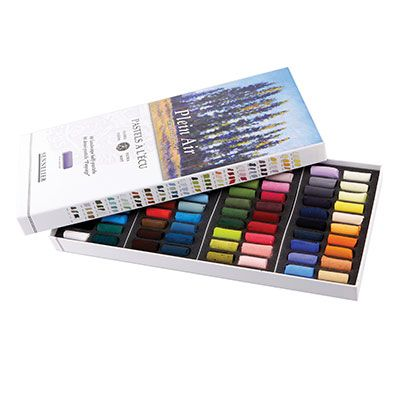 Sennelier Half Pastel Set of 80 Landscape Colours