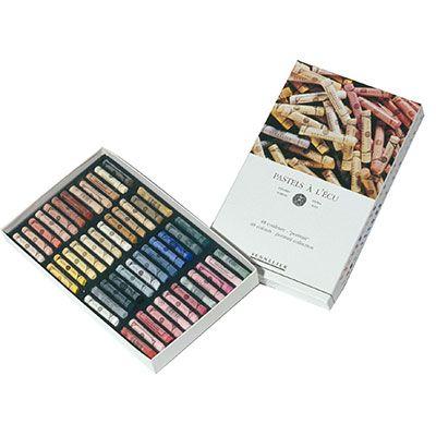 Sennelier Soft Pastel Set of 48 Portrait Colours