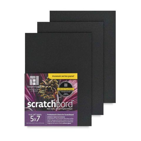 Ampersand Scratch Boards