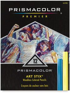 Prismacolor Art Stix Set 12