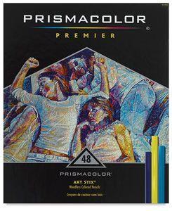 Prismacolor Art Stix Set 48