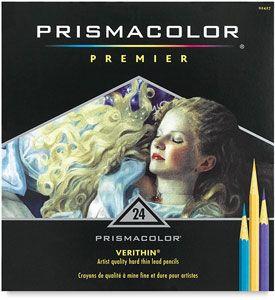 Prismacolor Verithin Boxed Set 24