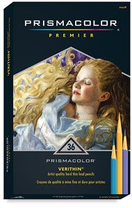 Prismacolor Verithin Boxed Set 36