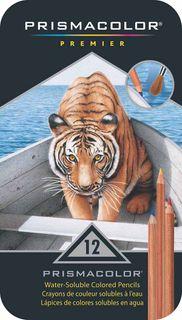 Prismacolor Watercolour Set 12