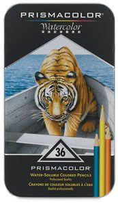 Prismacolor Watercolour Set 36