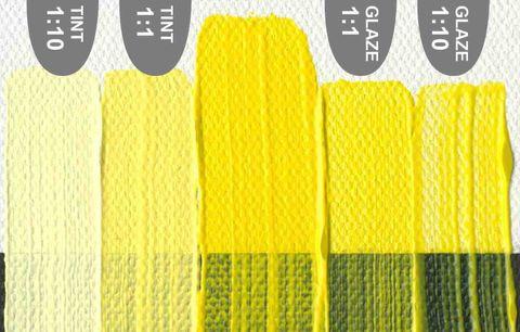 03 HB Hansa Yellow Light