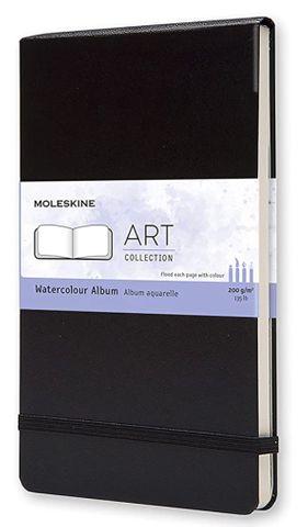 Moleskine Watercolour Album - 72 Sheets