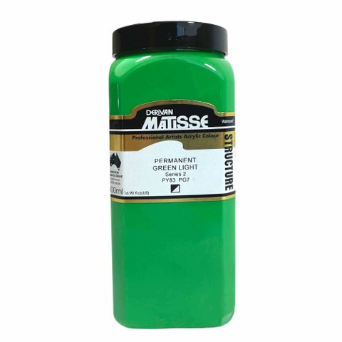 Matisse Structure 500ml Acrylics