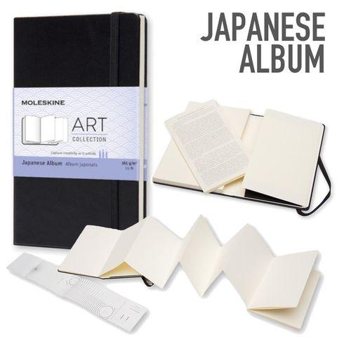 Moleskine Japanese Album
