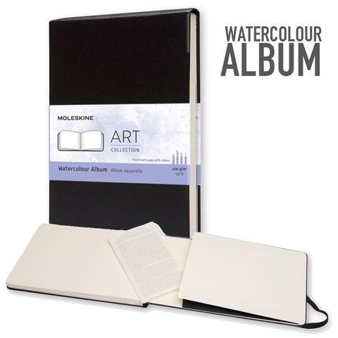 Moleskine Watercolour Album