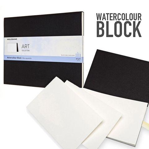 Moleskine Watercolour Block