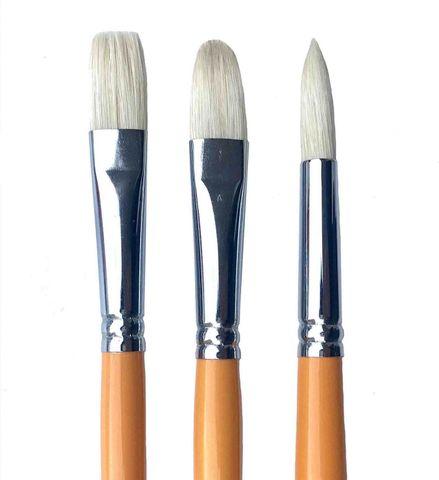 Alesandro Bristle Hog Brushes