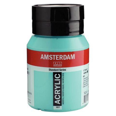 Amsterdam Standard Acrylic Paints 500ml