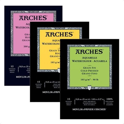 Arches Watercolour Pads