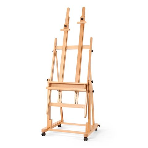 Artist Large Double Mast Studio Easel