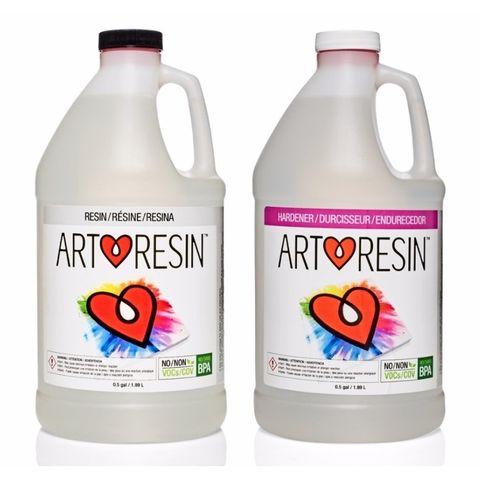 Art Resin Clear Coat 1 Gallon