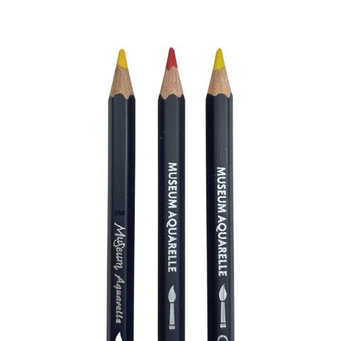 Caran D'Ache Museum Aquarelle Colour Pencils