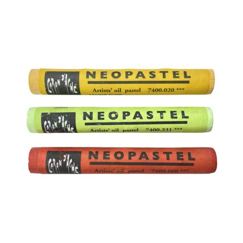 Caran D'Ache NEOPASTEL Oil Pastels