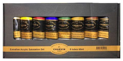 Charvin Extra Fine Acrylic SALUTATION Set