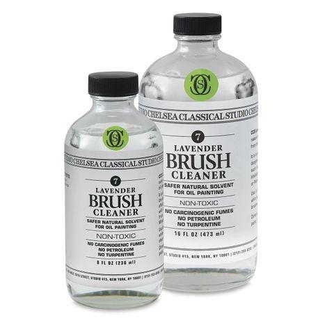 Chelsea Classic Lavender Brush Cleaner