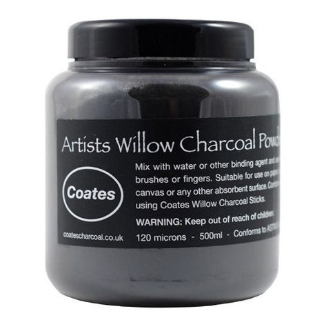 Coates Charcoal Powder